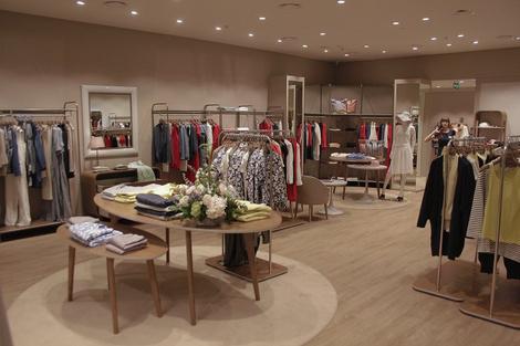 Viva, Italia: в Москве открылся новый бутик Stefanel | галерея [1] фото [1]