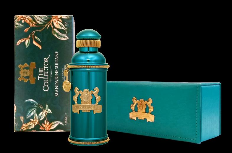 В России представили аромат Mandarine Sultane от Alexandre.J