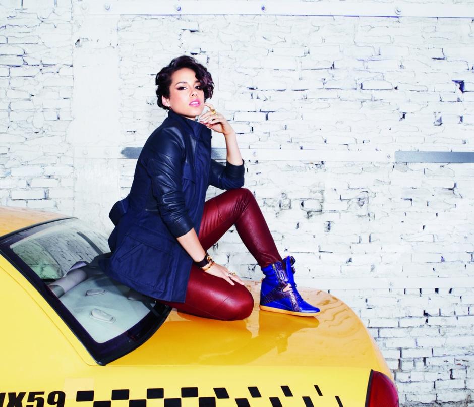 Reebok Classic X Alicia Keys