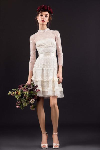 Лучшие коллекции Недели свадебной моды | галерея [4] фото [8]