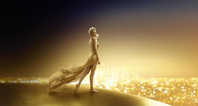 Шарлиз Терон в рекламе Christian Dior
