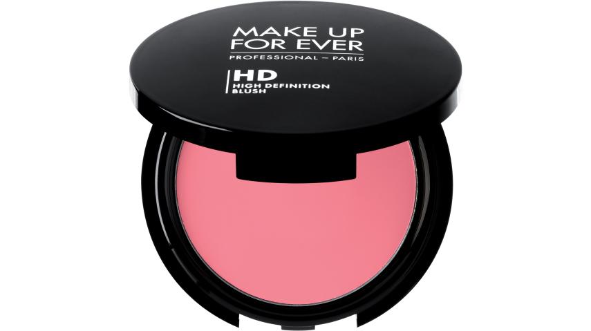 Кремовые румяна Make Up For Ever HD Second Skin Cream Blush тренды макияжа маникюра 2014