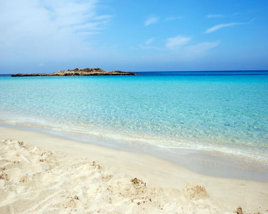 6. Залив Фигового дерева, Протарас, Паралимни, Кипр
