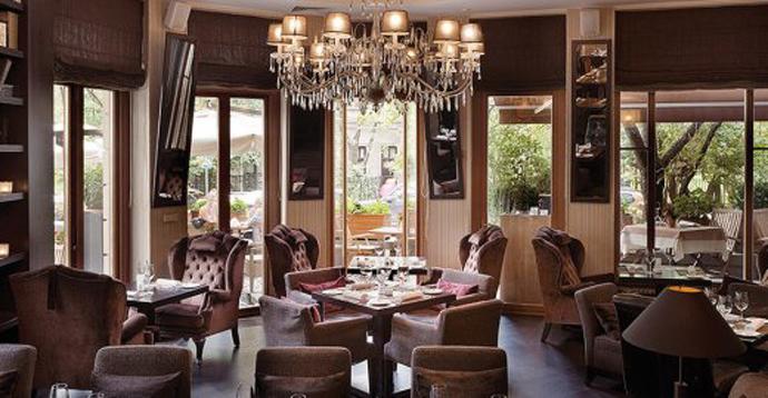 Ресторан «Аист»