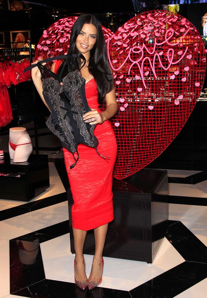 «Ангел» Victoria's Secret Адриана Лима: фото 2015
