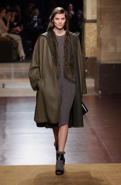 показ hermès осень-зима 2014-2015