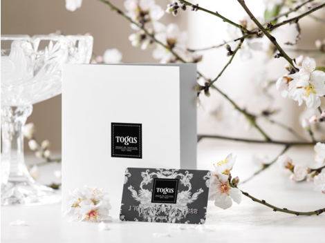 Togas дарит подарки в честь праздника 8 Марта | галерея [1] фото [4]