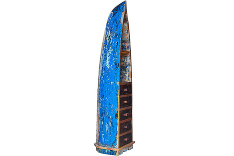 Новая коллекция мебели из лодок от Like Lodka | галерея [1] фото [7]