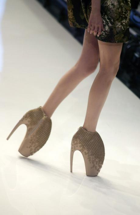"""туфли """"armadillo"""" от alexander mcqueen"""