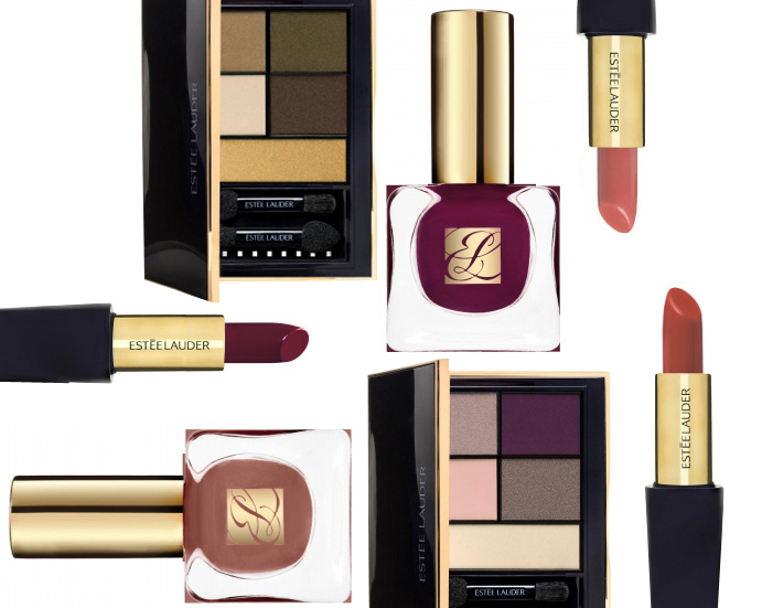 Fall 2014 Makeup Collection от Estee Lauder