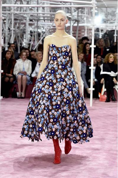 Показ Dior Haute Couture | галерея [1] фото [15]