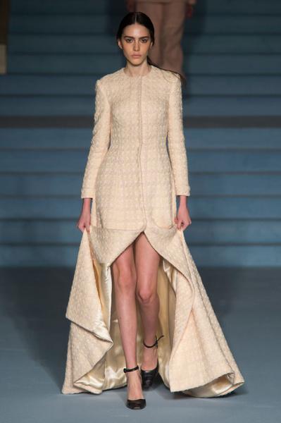 Неделя моды в Лондоне: 21 февраля | галерея [1] фото [9]