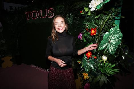 Звезды на открытии бутика TOUS | галерея [1] фото [4]