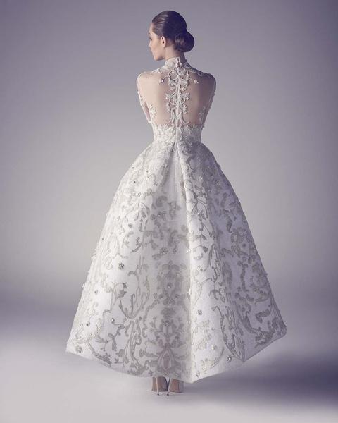 ЗАМУЖ НЕВТЕРПЕЖ: 10 самых красивых свадебных коллекций сезона | галерея [1] фото [4]