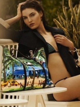 Жаркое лето Louis Vuitton