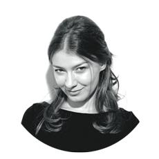 АЛЕКСАНДРА ПАРСАДАНОВА, МАРКЕТ-ДИРЕКТОР ОТДЕЛА МОДЫ