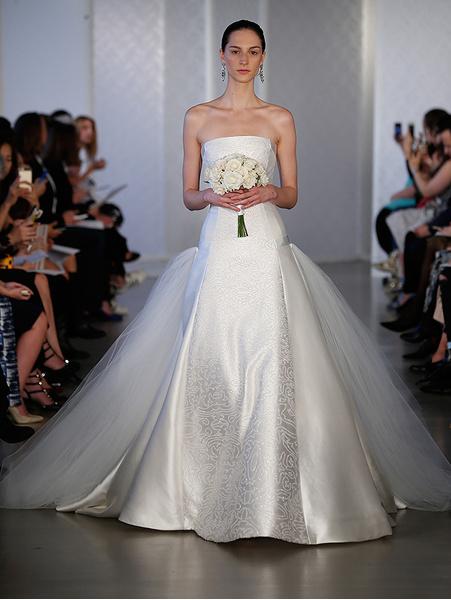 Лучшие коллекции Недели свадебной моды | галерея [3] фото [15]