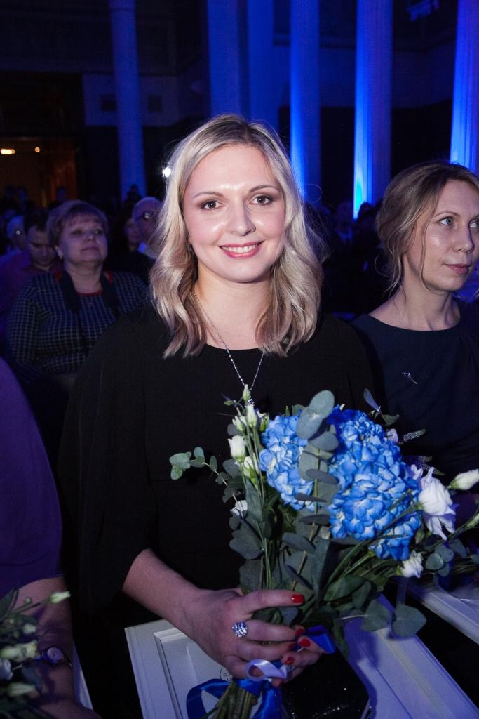 Светлые головы: в Москве наградили женщин-ученых