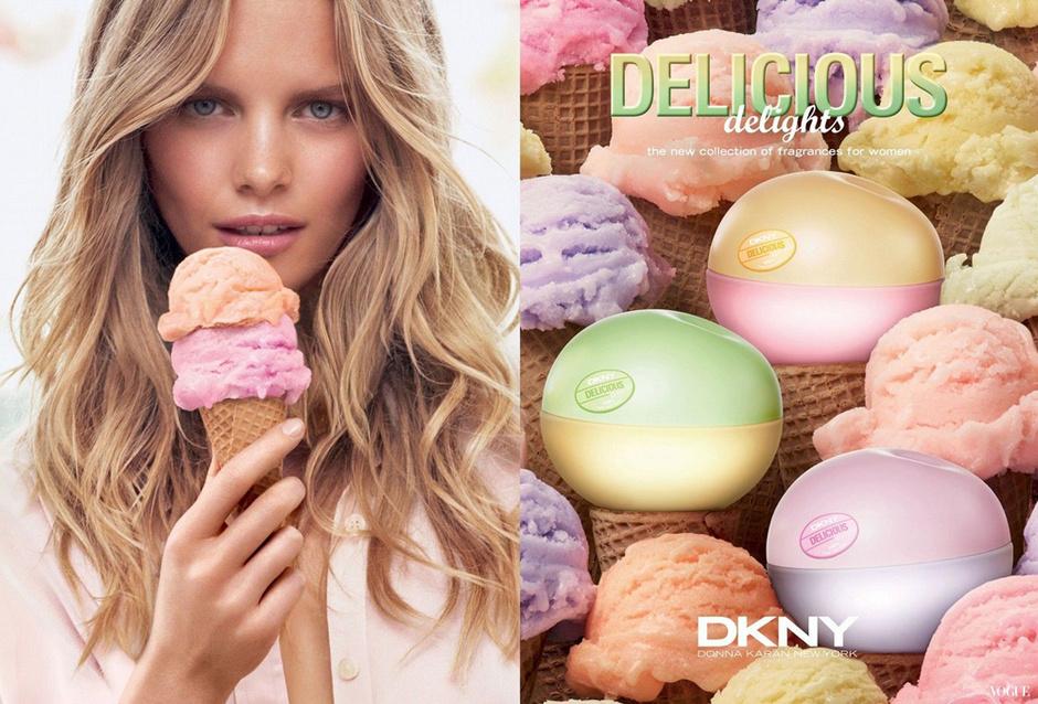 Новые ароматы от DKNY