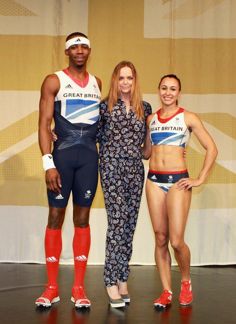 стелла маккартни вновь оденет сборную Великобритании