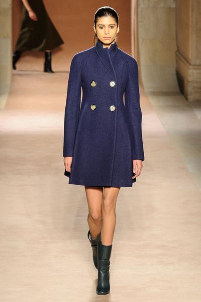 Показ Victoria Beckham на Неделе моды в Нью-Йорке | галерея [1] фото [13]