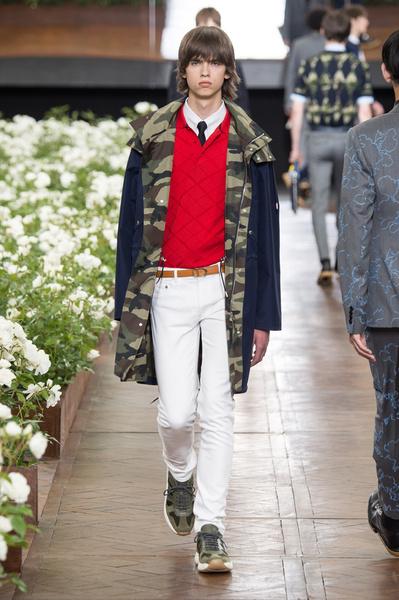 Неделя мужской моды в Париже: лучшие показы | галерея [6] фото [16]