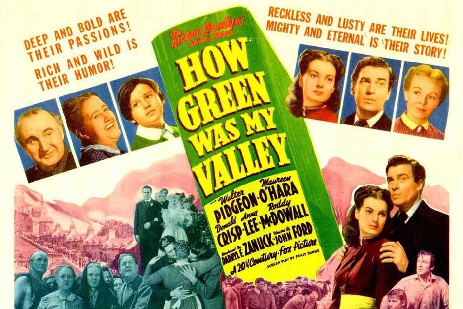 Лучший фильм — «Как зелена была моя долина»