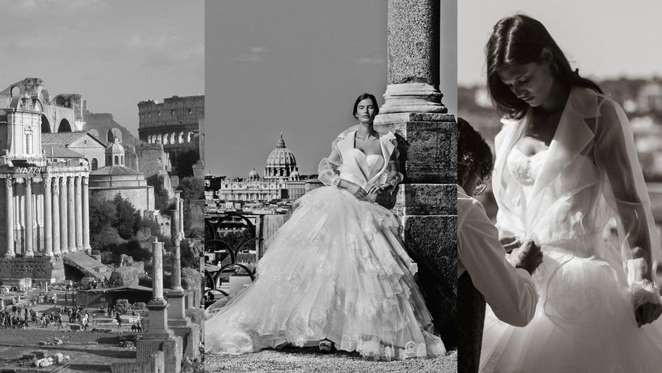 Свадебные платья с пышной юбкой: фото