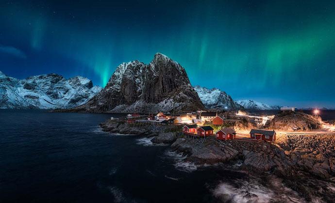 Норвегия 1