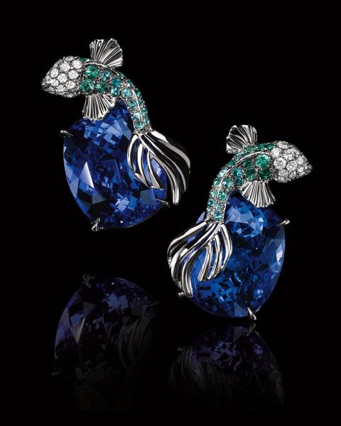 Tiffany & Co. представил новую коллекцию Высокого ювелирного искусства Blue Book | галерея [1] фото [8]