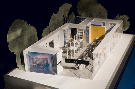 Бренд Meucci представил новую концепцию фирменных магазинов | галерея [1] фото [2]