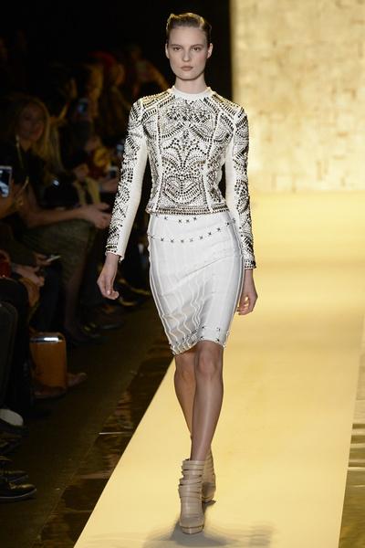 Неделя моды в Нью-Йорке: лучшие показы уикенда | галерея [4] фото [5]