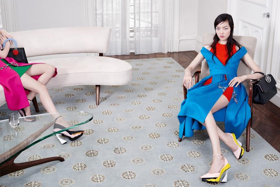 Обувь от Christian Dior: фото