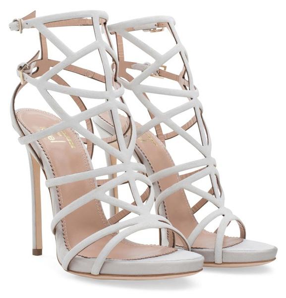 Известные дизайнеры создали свадебные модели обуви | галерея [1] фото [6]