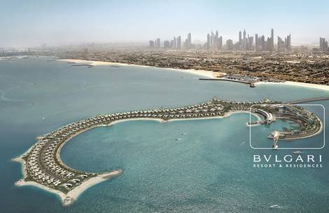 Bvlgari представила проект резиденций в Дубае | галерея [1] фото [5]
