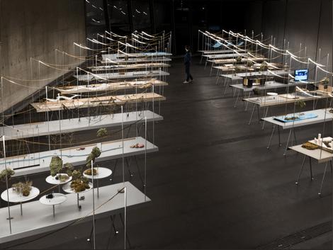 В кампусе Vitra проходит выставка братьев Буруллек | галерея [1] фото [1]