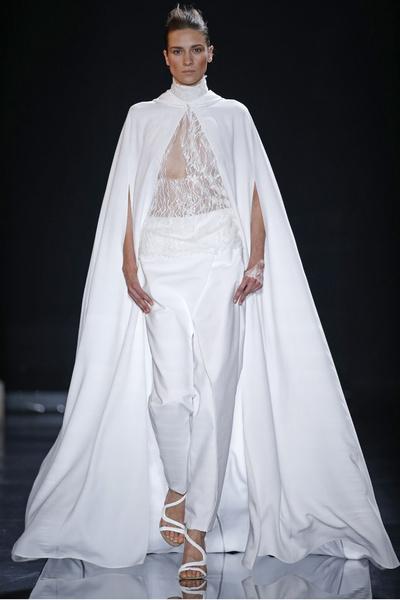 Лучшие свадебные платья из кутюрных коллекций | галерея [5] фото [3]