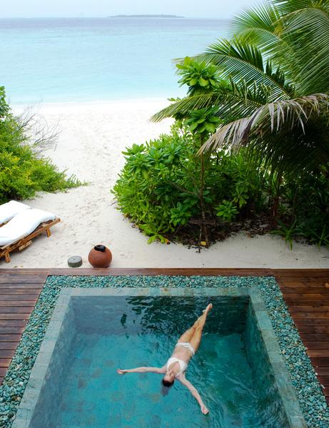 10 поводов отправиться на Мальдивы в отель Soneva Fushi | галерея [1] фото [4]