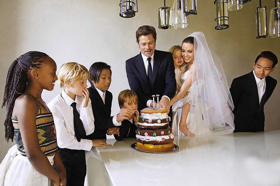Что в итоге: с чем осталась Анджелина Джоли после развода с Брэдом Питтом