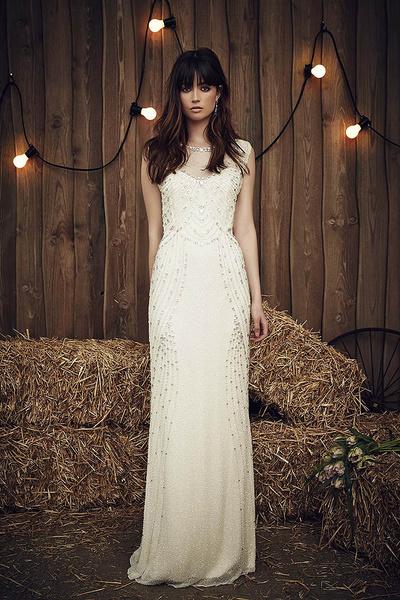 Лучшие коллекции Недели свадебной моды | галерея [6] фото [22]