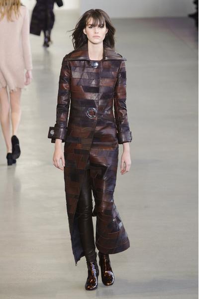 Показ Calvin Klein на Неделе моды в Нью-Йорке | галерея [1] фото [30]