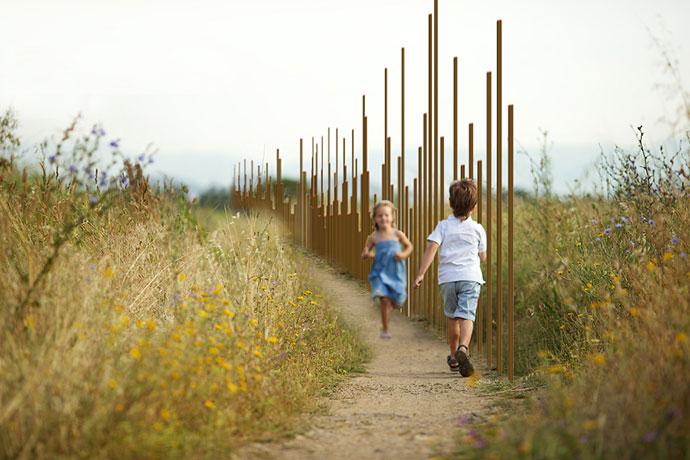 архстояние, фестиваль, дети, архитектура