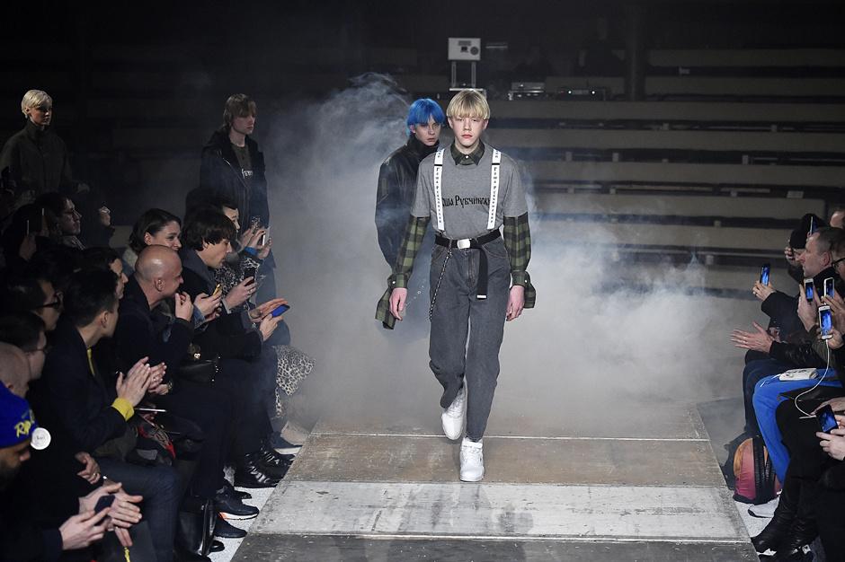 Гоша Рубчинский станет дизайнером бренда Канье Уэста Yeezy