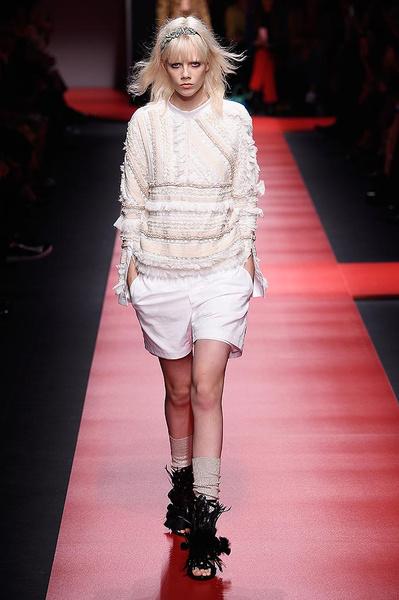 Неделя моды в Милане: день первый | галерея [2] фото [17]