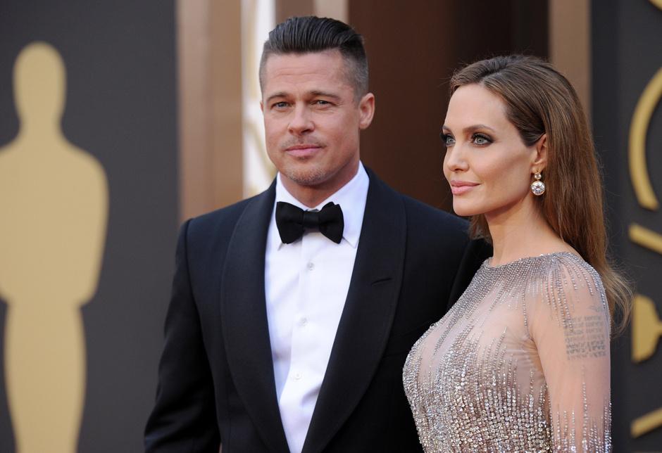 СМИ: Анджелина Джоли снова собирается замуж