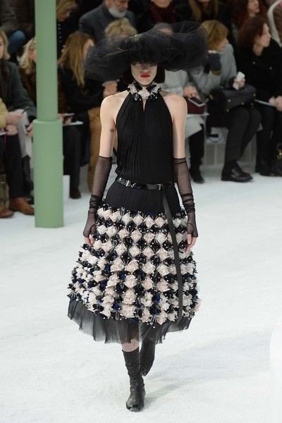 Показ Chanel Haute Couture | галерея [1] фото [18]