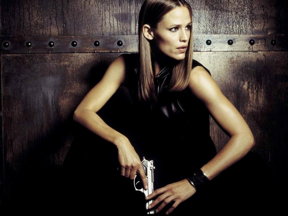 «Шпионка» / 2001-2006 Дженнифер Гарнер