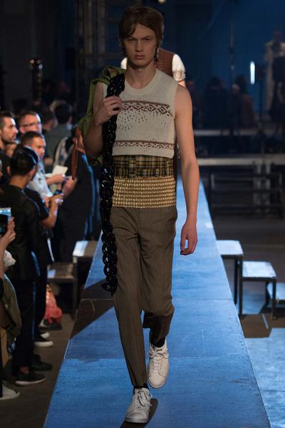 Неделя мужской моды в Париже: лучшие показы | галерея [2] фото [21]