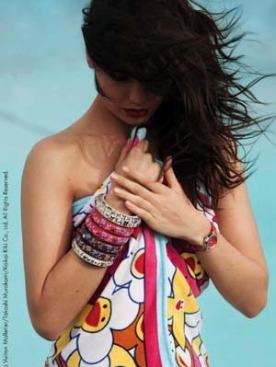 Дэйзи Лоу стала лицом одной из коллекций Louis Vuitton