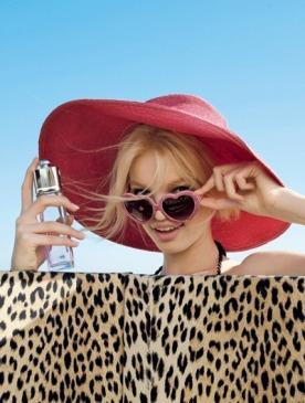 Реклама Dior Addict